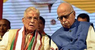 ബാബരി മസ്ജിദ് കേസ് വിധി; അദ്വാനിയും മുരളി മനോഹര് ജോഷിയും കോടതിയിലെത്തില്ല