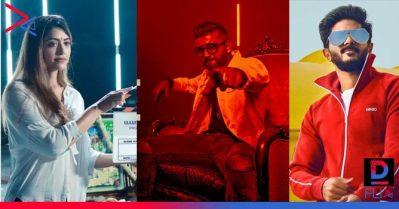 കരിയറിലെ 15ാം വര്ഷത്തില് നിര്മ്മാതാവായി മംമ്ത; മലയാളത്തിലെ ഏറ്റവും ചിലവേറിയ മ്യൂസിക് സിംഗിള് 'ലോകമേ' ട്രെയ്ലര് പുറത്തുവിട്ട് ദുല്ഖര്