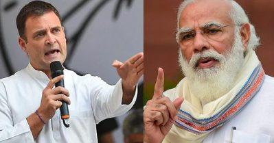 'വെടിവെച്ച് കൊന്നോളു, പക്ഷെ എന്നെ ഒന്ന് തൊടാന് നിങ്ങള്ക്ക് കഴിയില്ല; കര്ഷകസമരത്തില് കേന്ദ്രത്തിനെതിരെ രാഹുല് ഗാന്ധി