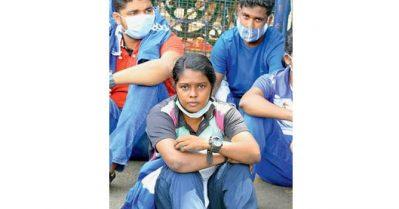 'ജോലി കിട്ടുമല്ലോ പിന്നെന്തിന് മത്സരിക്കണം'; സമരം ചെയ്യുന്ന ദേശീയ വനിതാ കായിക താരത്തെ ടീമിലേക്ക് പരിഗണിച്ചില്ല
